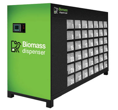 biomass-dispenser