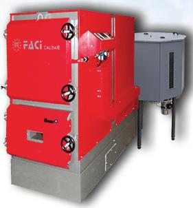 Caldaia Faci - modello FSS super 3C