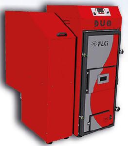 Caldaia FACI - modello Filtro Aspirata