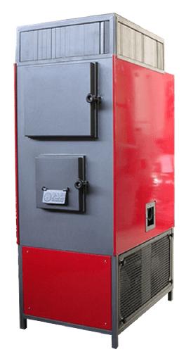 Generatore di calore Faci a biomassa classe 5 – Generatore d'aria calda Siroco